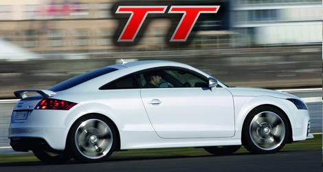 TT / TTS / TT RS